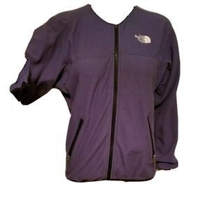 Vintage The North Face Womens Fleece Jacket Small